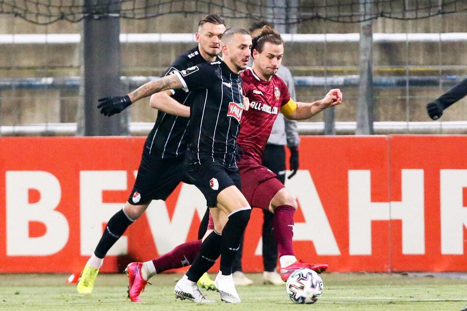 Die Austragung des Rückspiels von Dynamo Dresden gegen Türkgücü München am Samstag steht auf der Kippe.