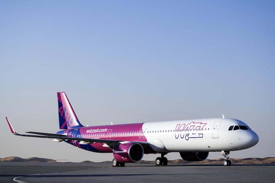 Wizz Air verwendet unter anderem Flugzeuge vom Typ Airbus A321neo.