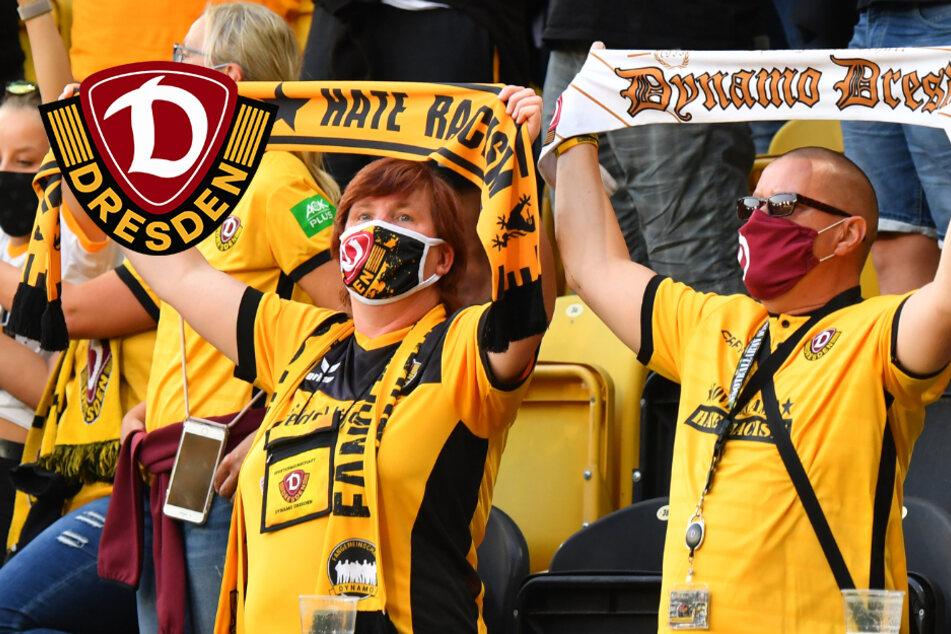 Corona-Zuschauer-Rekord bei Dynamo? Ultras bleiben dem Maskenball fern