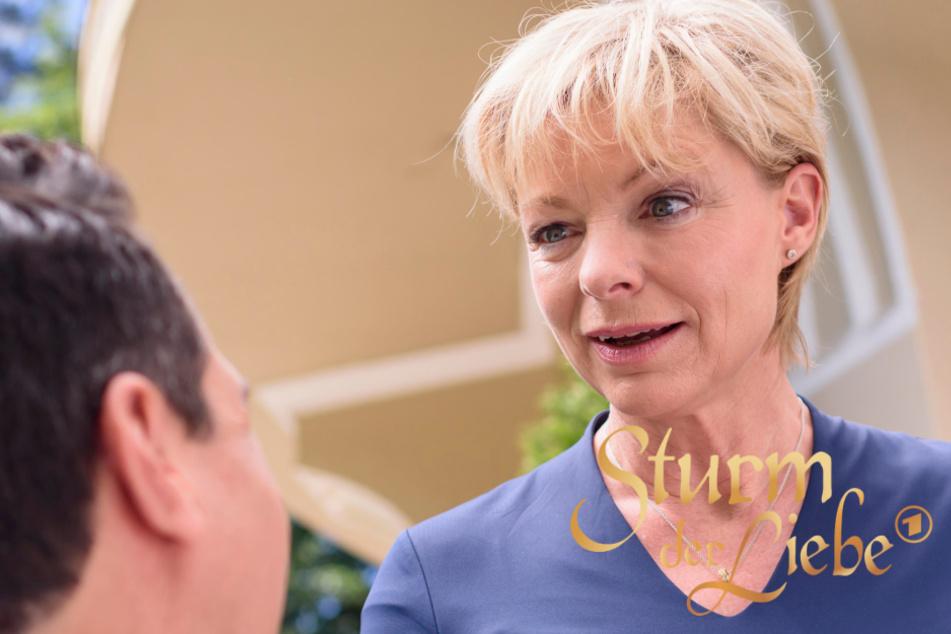 Sturm der Liebe: Linda ist hin und hergerissen zwischen Dirk und André