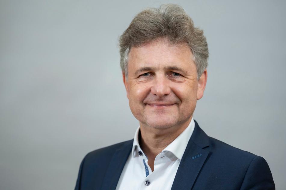 Karlsruhes amtierender Oberbürgermeister Frank Mentrup (56).