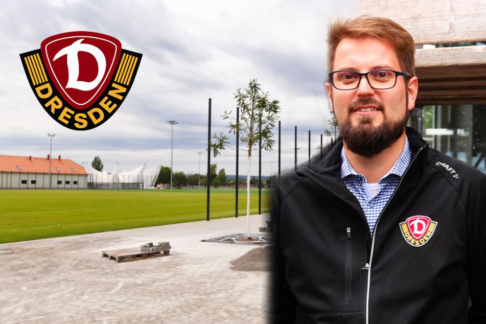 Dynamos neues Trainingszentrum wird ein richtiges Schmuckstück!