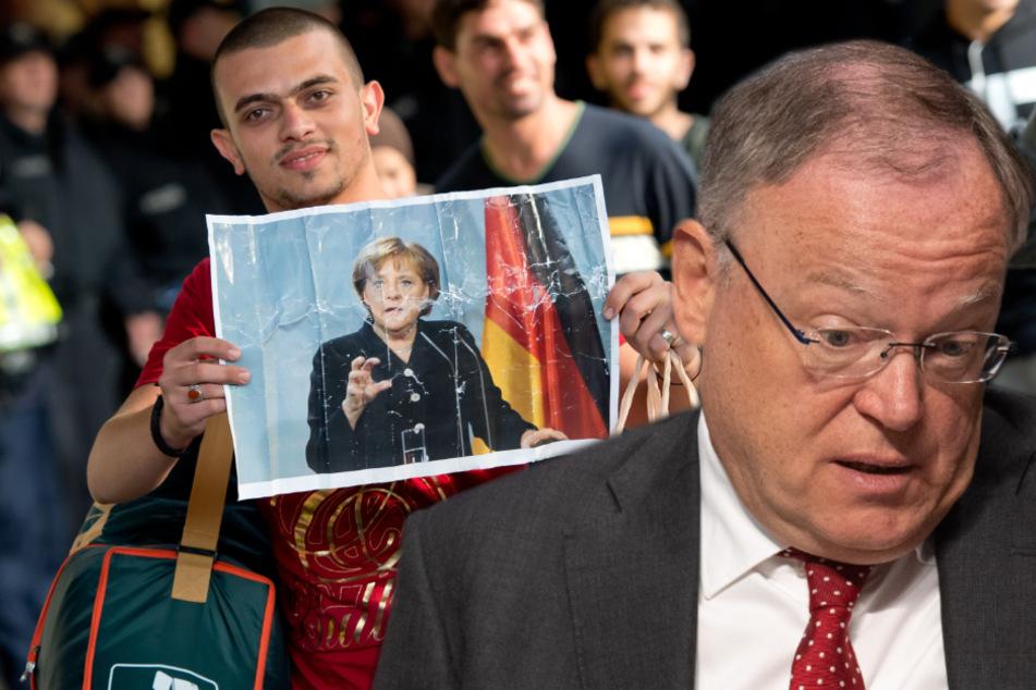 Ministerpräsident Weil: Deutschland hat sich 2015 bei Flüchtlingen übernommen