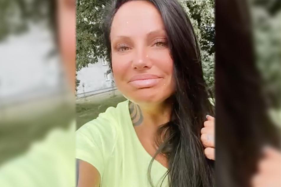 Rapperin Schwesta Ewa (36) hält sich aktuell in Polen auf und wandte sich am Mittwochvormittag von dort aus mit einigen Instagram-Storys an ihre Fans.