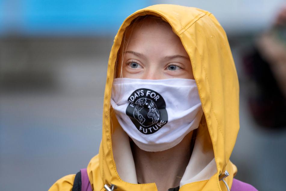 """Greta Thunberg (17) hatte mit ihrem Schulstreik einst die """"Fridays for Future""""-Bewegung ins Rollen gebracht."""