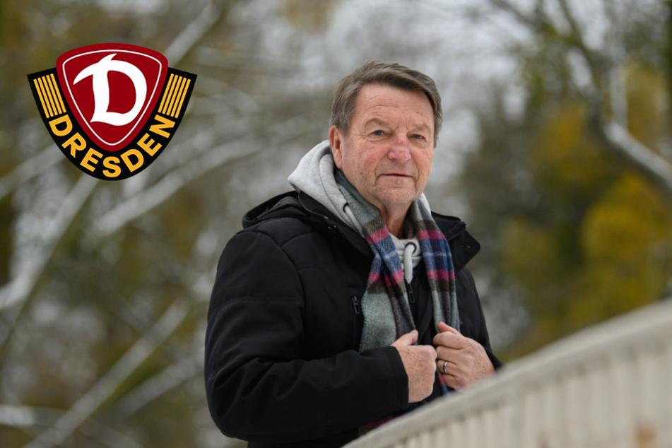 """Dynamo-Legende """"Dixie"""" Dörner wird 70: Mehr als der """"Beckenbauer des Ostens"""""""