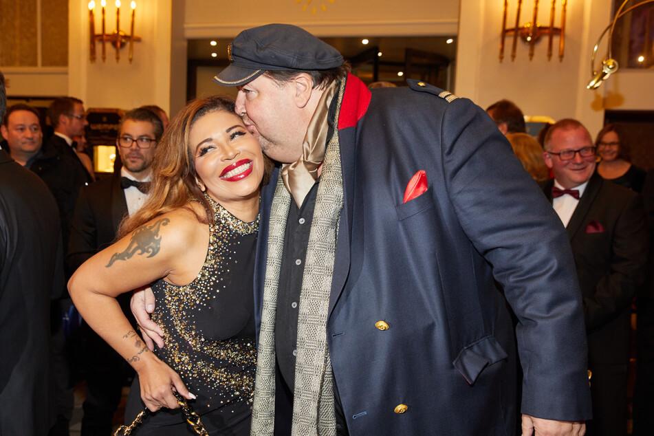 Patricia Blanco und ihr Freund Andreas Ellermann zeigten sich Anfang des Jahres schon glücklich verliebt.