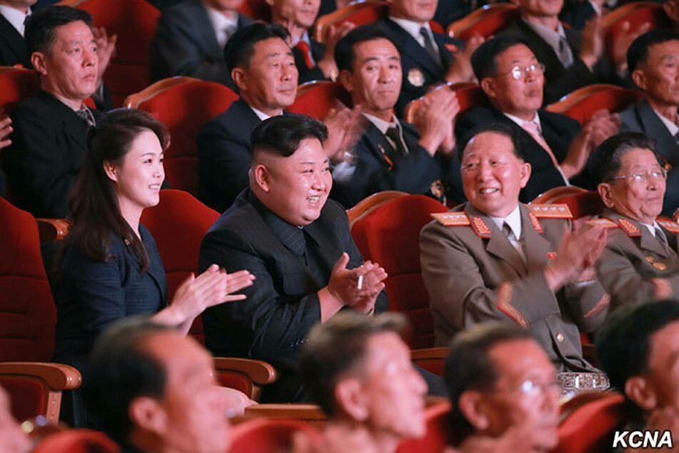 Not much is known about Ri Sol Ju, but the couple is believed to have three children together.