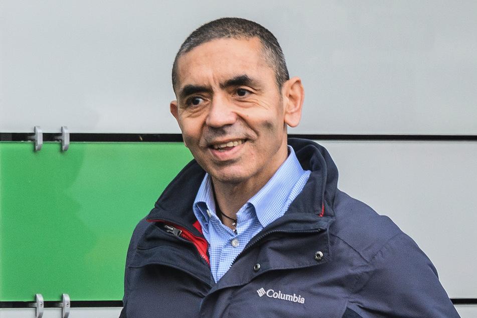 Ugur Sahin, Mitgründer und Vorstandsvorsitzender des Unternehmens Biontech: Er will sich und seine Mitarbeiter impfen lassen.