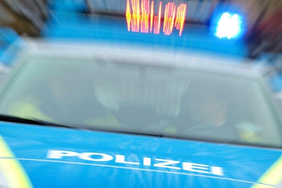 Die Polizei sucht Zeugen zu dem Vorfall in Chemnitz. (Symbolbild)