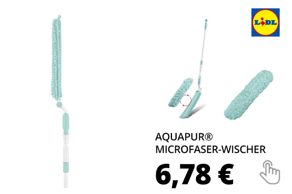 AQUAPUR® Microfaser-Wischer