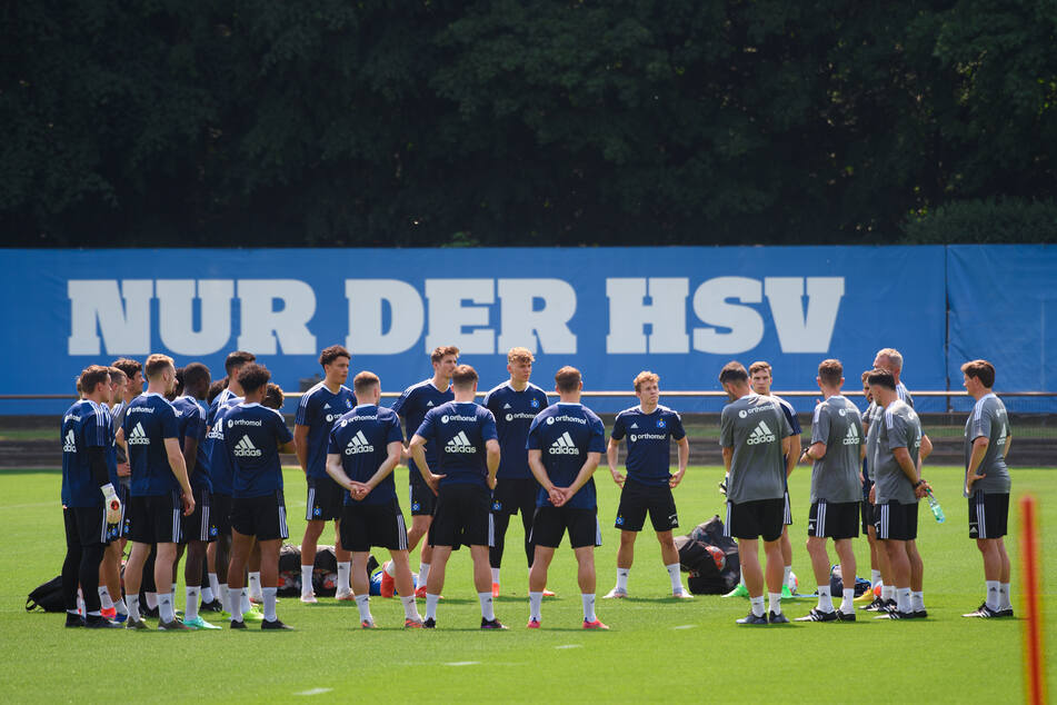 In der kommenden Trainingswoche müssen sich die HSV-Spieler noch einmal zeigen, um beim Liga-Auftakt gegen den FC Schalke 04 in der Startelf zu stehen.