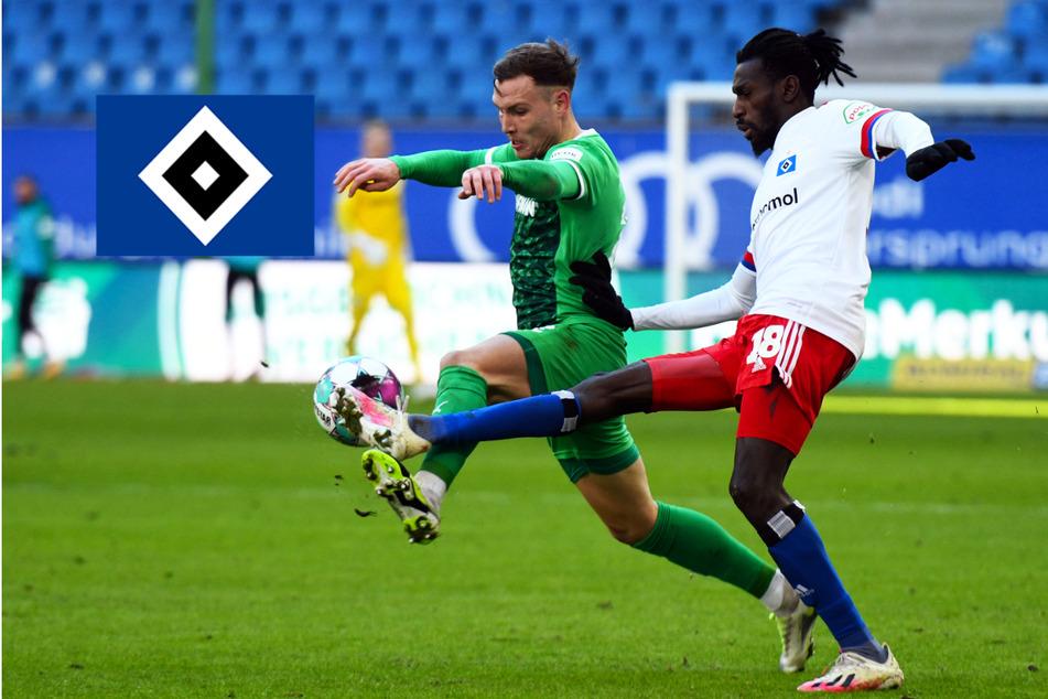 Kein Sieger im Spitzenspiel! HSV kommt gegen Fürth nicht über Remis hinaus