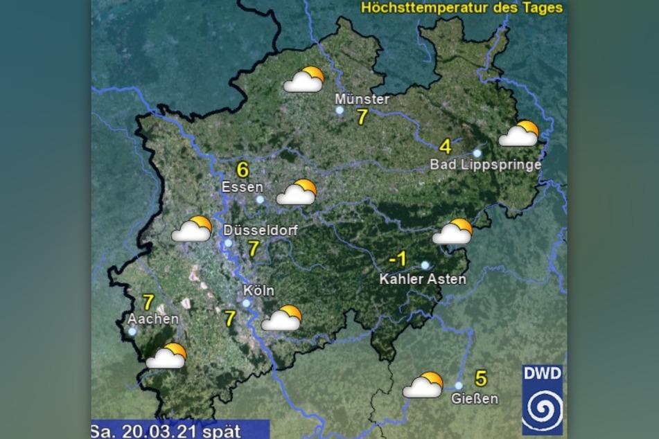 Wetter Köln Samstag