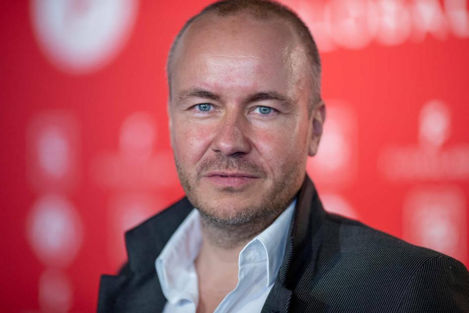 Flyeralarm-Geschäftsführer Thorsten Fischer (45) ist offenbar der Kragen geplatzt.