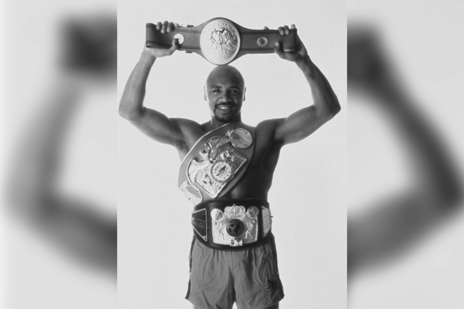Former undisputed world middleweight champion Marvin Hagler dies