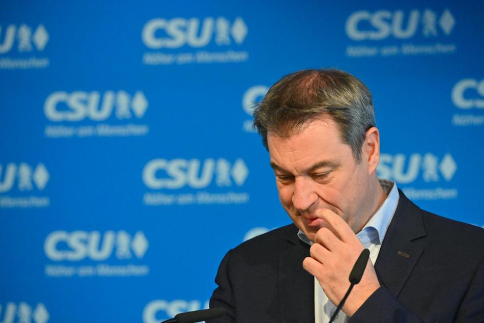 Bei einer Umfrage erklärten 52 Prozent der Bayern, dass ihnen Markus Söder (54, CSU) als Kanzlerkandidat lieber gewesen wäre.