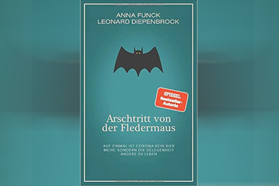 """""""Arschtritt von der Fledermaus"""", 12,99 Euro."""