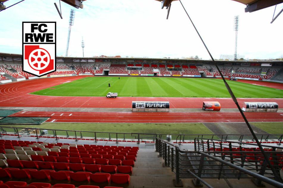 Bleibt Rot-Weiß Erfurt doch in der Regionalliga?