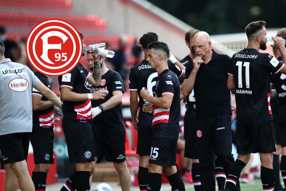 Zwei Corona-Fälle: Fortuna Düsseldorf in Quarantäne