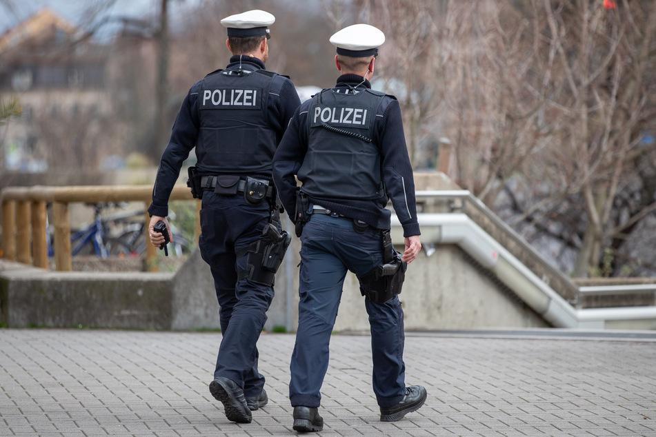 Die Polizei musste zu einem Einsatz in einem oberfränkischen Restaurant ausrücken. (Symbolbild)