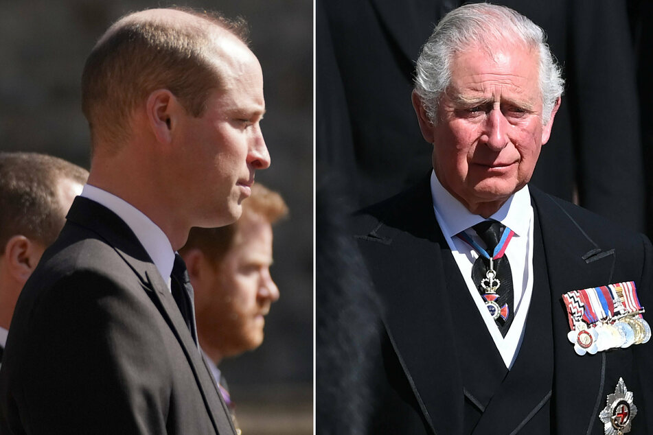 Princes William and Charles are deciding the future of the royals