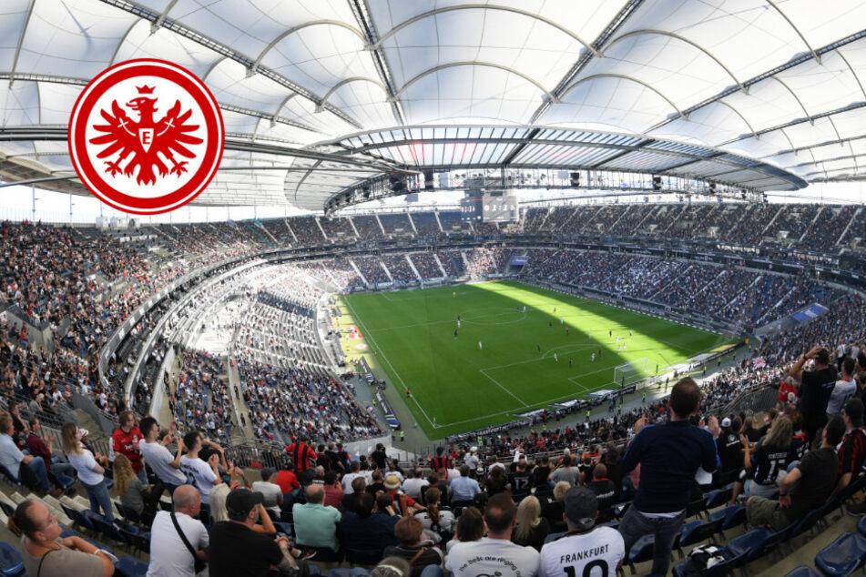 Endlich wieder volle Hütte: Eintracht darf Stadion gegen RB Leipzig komplett füllen