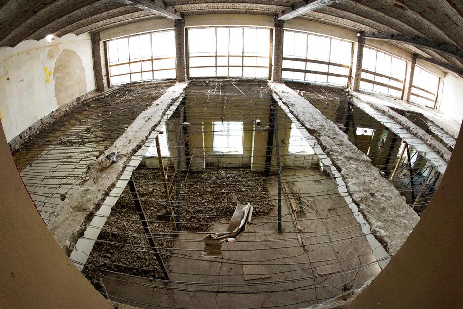 Vor allem am Anfang der Rathaus-Sanierung explodierten die Kosten. Die Stadt gab den Planern daran die Schuld.