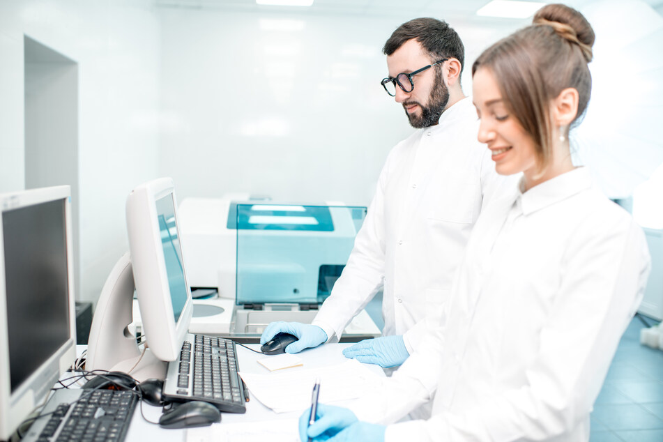 Scientists and start-ups are competing to develop the best methods of analysis (stock image).