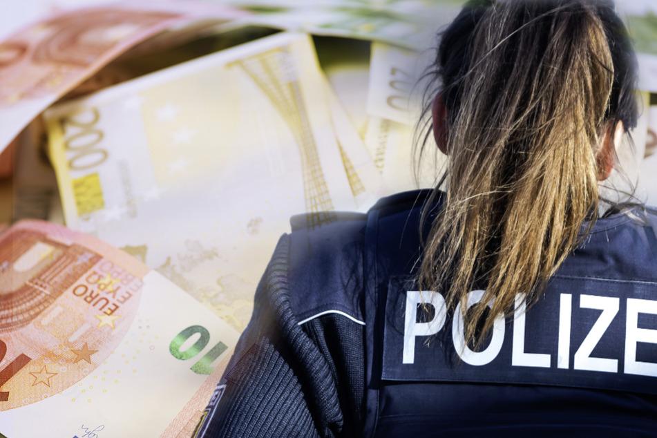Festnahme in Regionalexpress: 21-Jähriger mit krasser Bargeld-Summe erwischt