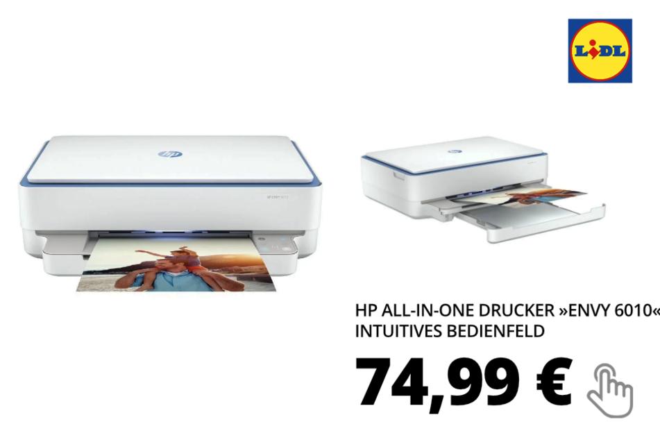 HP All-in-One Drucker »ENVY 6010«