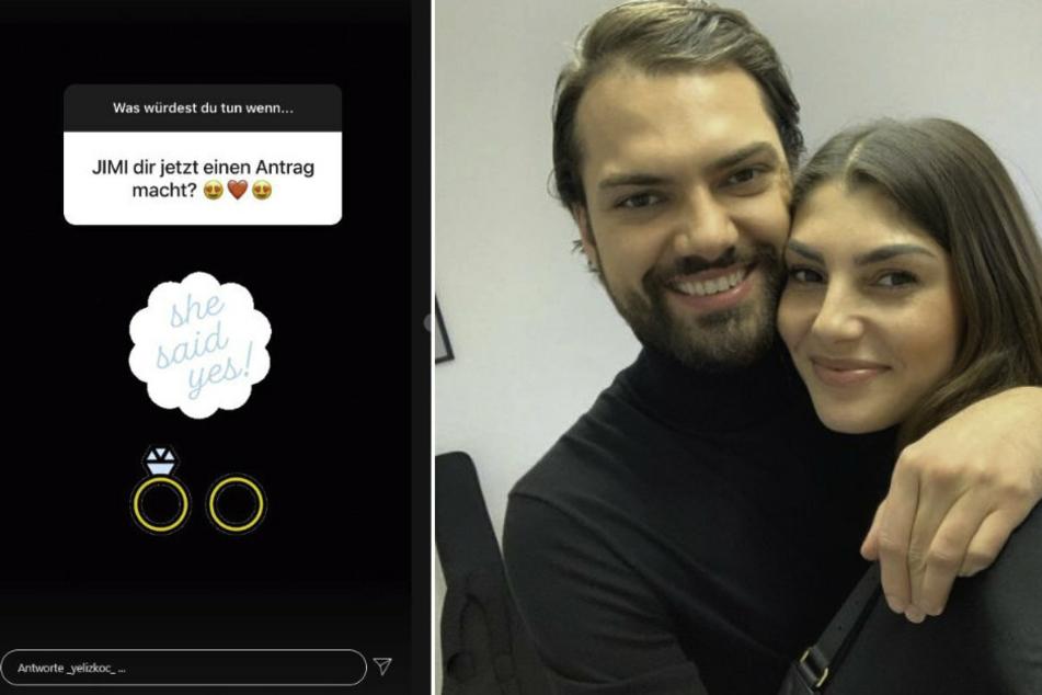 Yeliz Koc (27) stellte sich den Fragen ihrer Fans auf Instagram.