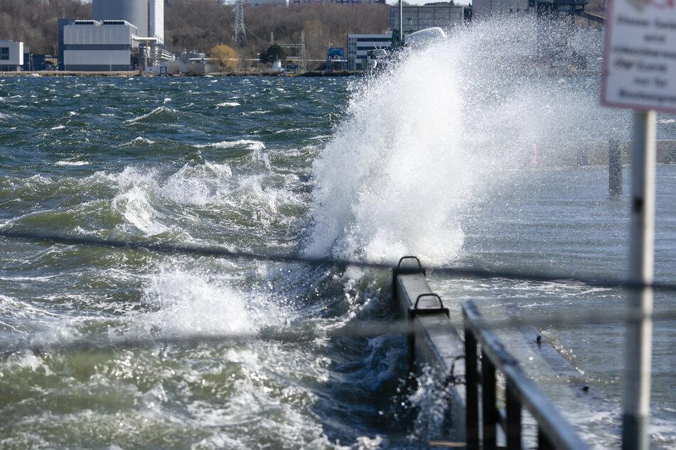 Ab Mittwochmittag: Sturmflutwarnung für die Ostsee!