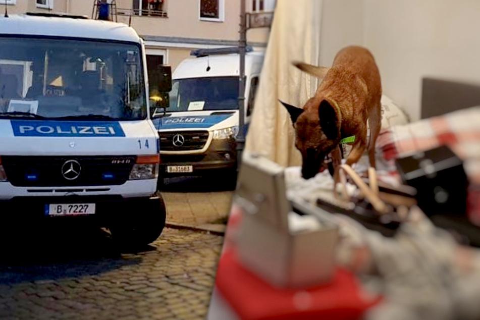 Koks-Razzia in Berlin: Polizei verhaftet sechs mutmaßliche Dealer!