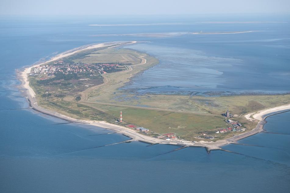 Die ostfriesische Insel Wangerooge.