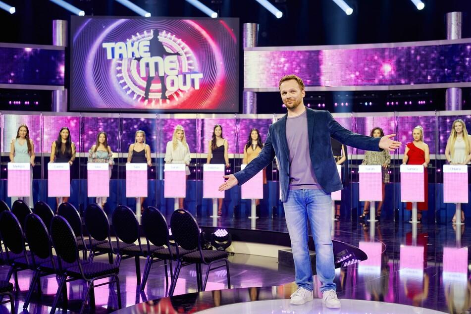 """Ralf Schmitz (46) hat die RTL-Show """"Take Me Out"""" seit 2013 moderiert."""