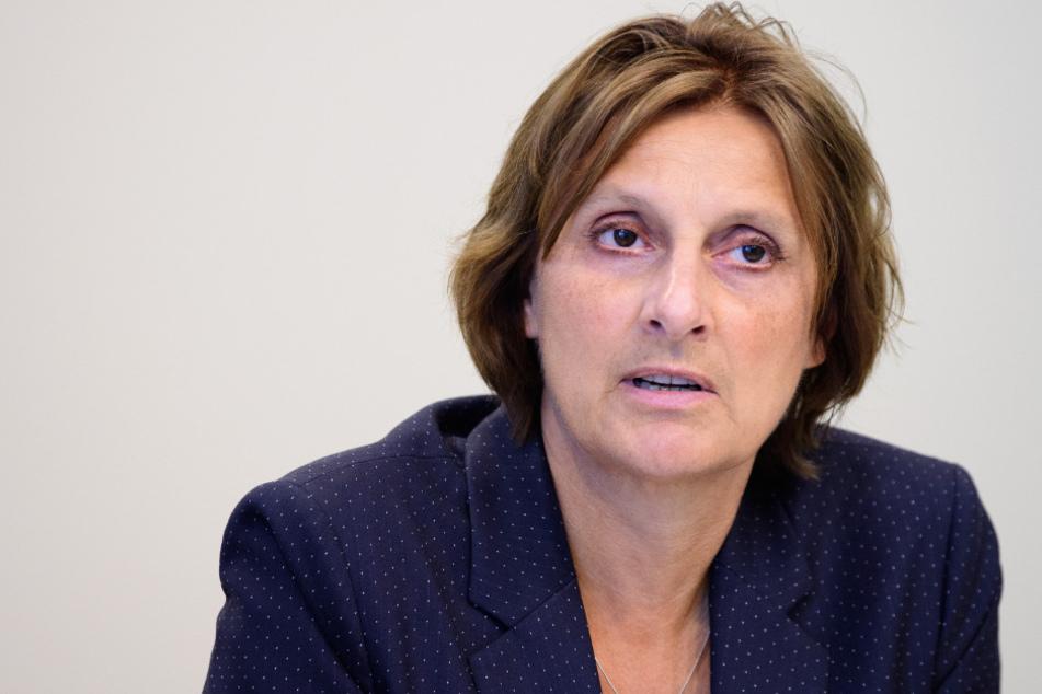 Präsidentin der Kultusministerkonferenz, Britta Ernst (60).