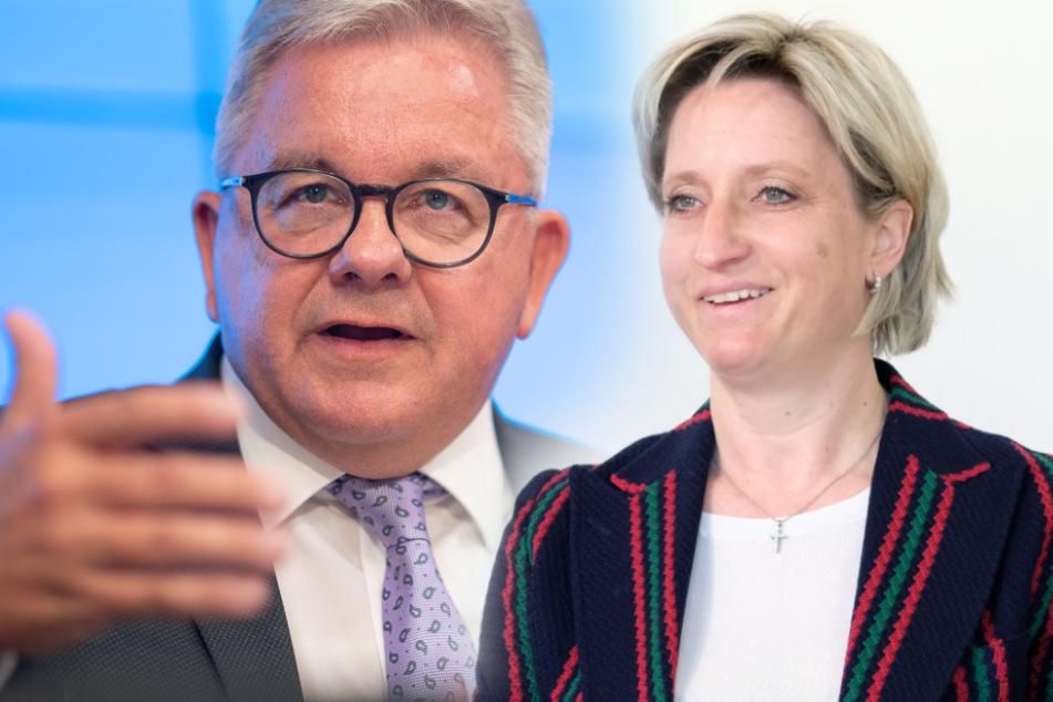 CDU-Minister kritisieren Beherbergungsverbot