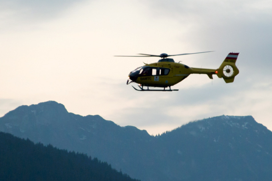 Mann stürzt in den Berchtesgadener Alpen 80 Meter in den Tod