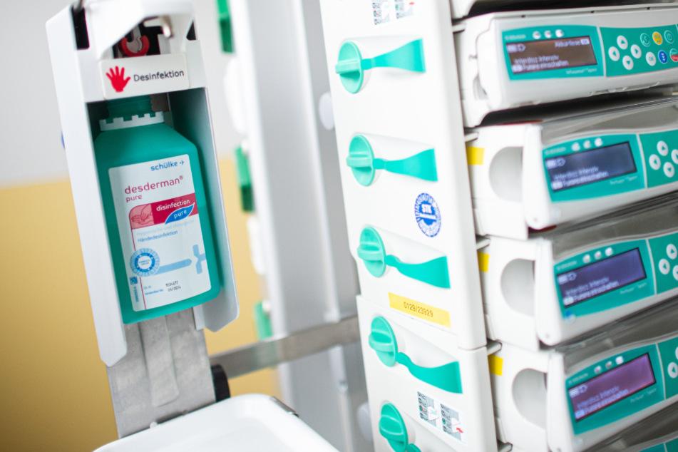 Coronakrise: BASF liefert Desinfektionsmittel an Krankenhäuser