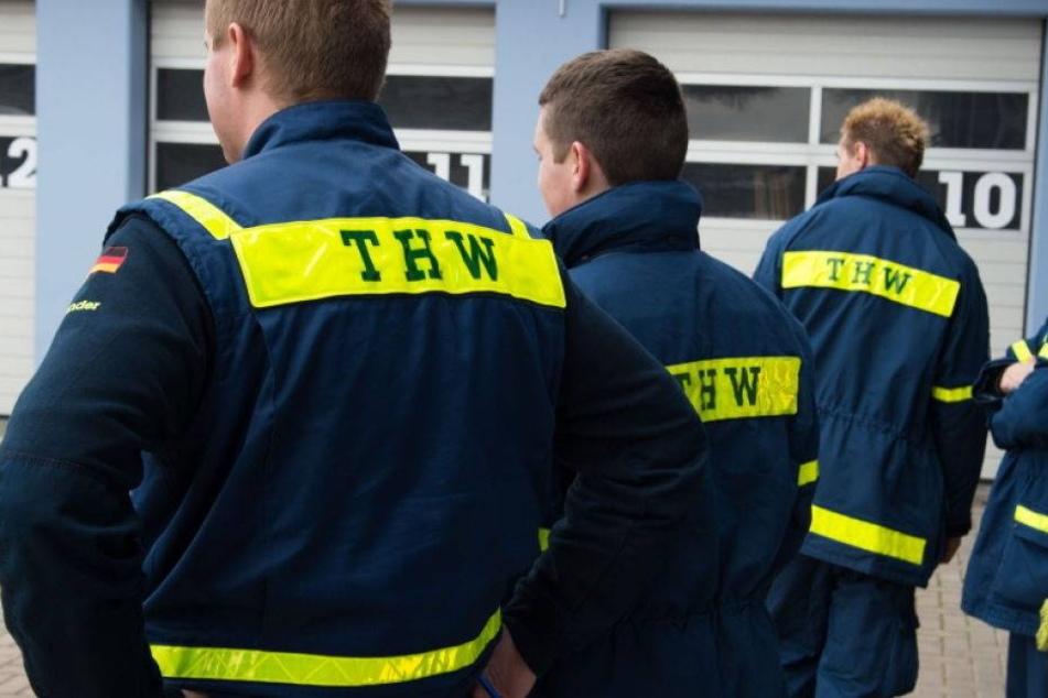 THW rüstet sich für mögliche Einsätze zur Terrorbekämpfung