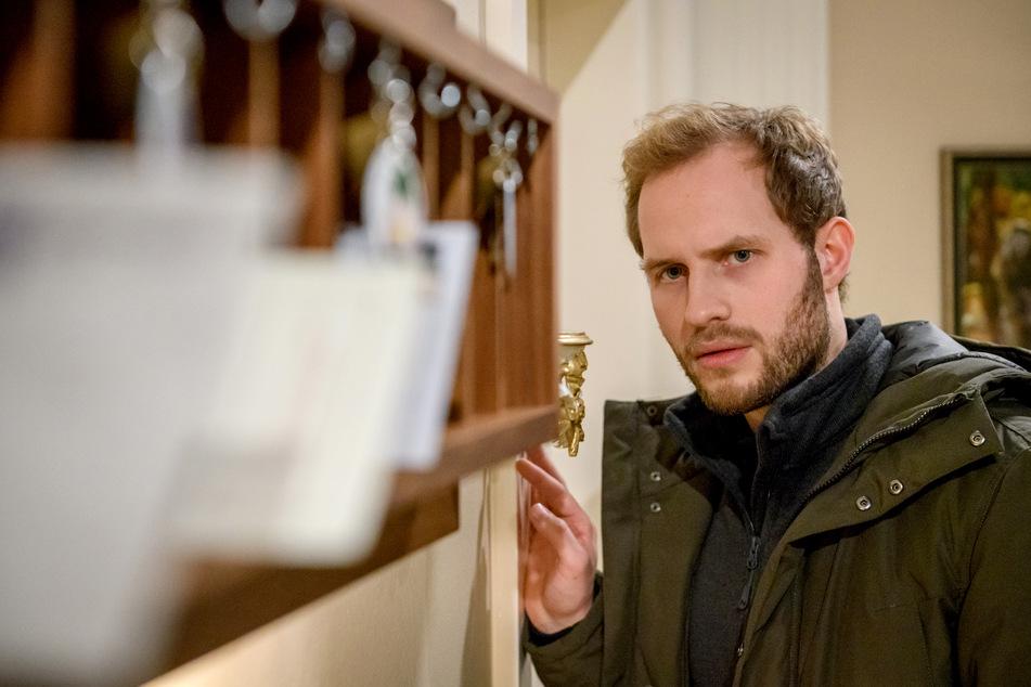 """""""Sturm der Liebe"""": Florian wird stutzig, warum braucht Maja einen Vorschuss?"""