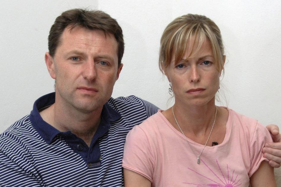 Gehen seit über 13 Jahren durch die Hölle: Maddies Eltern Kate und Gerry McCann.