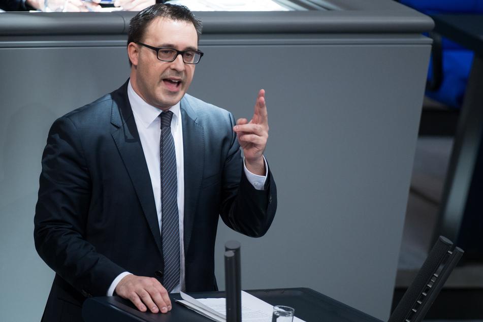 Der stellvertretende SPD-Fraktionsvorsitzende Sören Bartol.