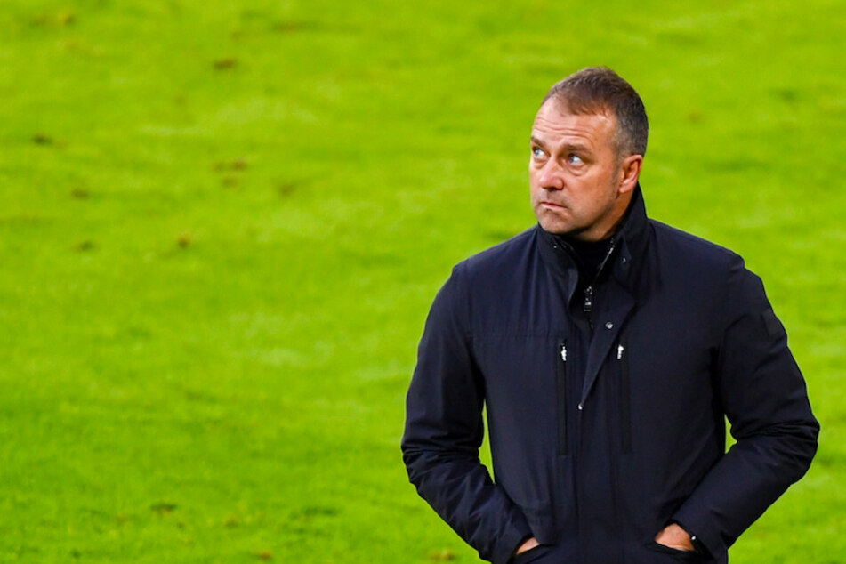 Hansi Flick als neuer Bundestrainer? Das sagt der Bayern-Coach selbst zur Diskussion