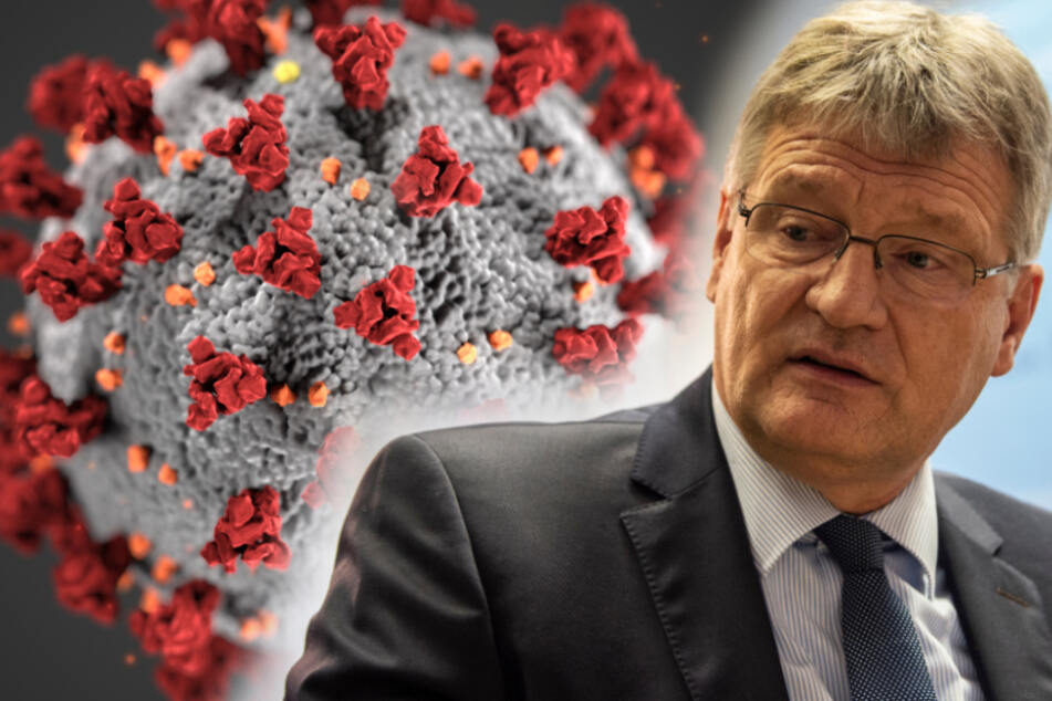 Keine AfD-Gäste in öffentlich-rechtlichen Talkshows: Jörg Meuthen übt heftige Corona-Schelte