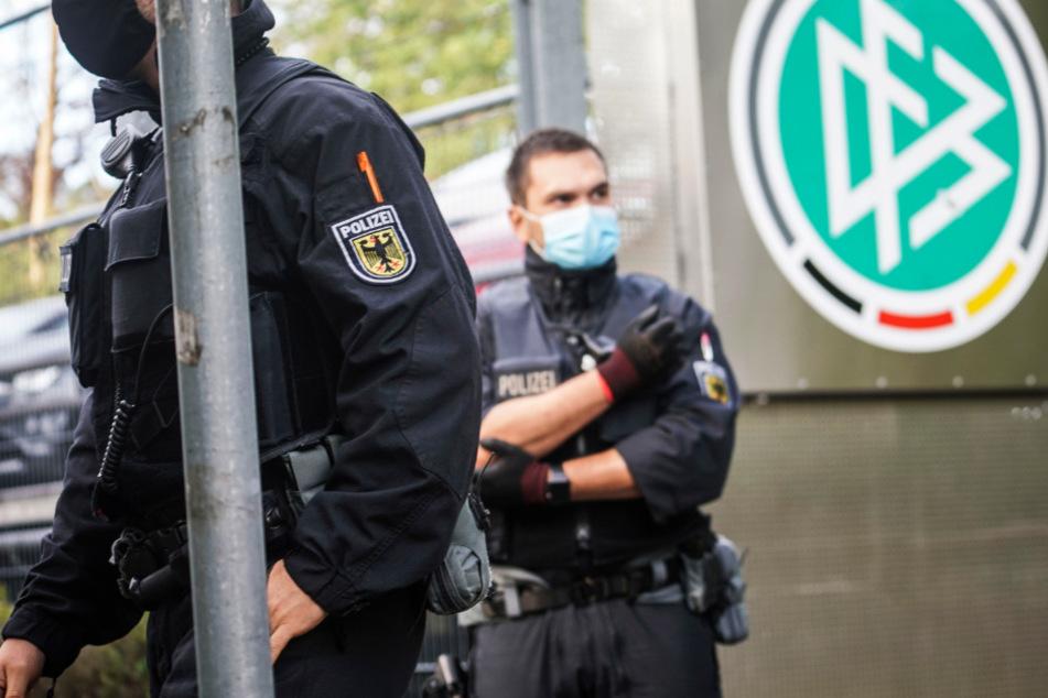 Verdacht der Steuerhinterziehung: Durchsuchung beim DFB