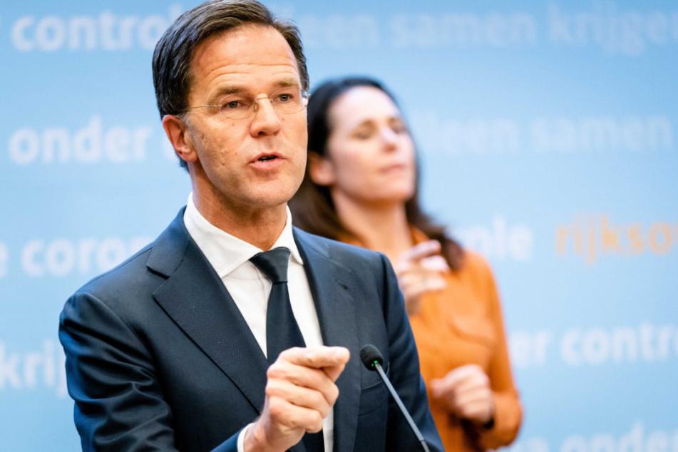 Mark Rutte, Premierminister der Niederlande.