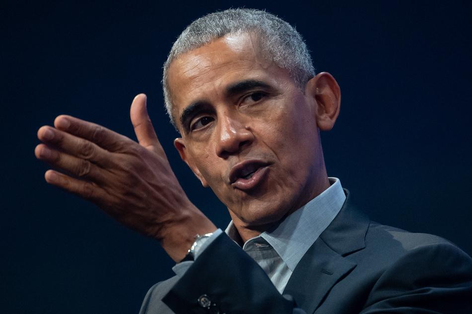 Barack Obama (59) ist ein Mann, der scheinbar genau weiß, wann er seine Familie unterstützen muss.