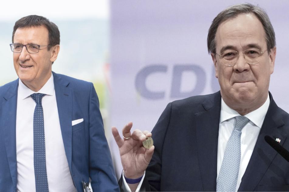 CDU-Fraktionschef Reinhart nach Wahl von Laschet erleichtert